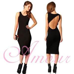 Open Back Dress | eBay