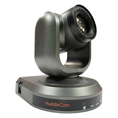 HuddleCamHD-10X-G3 USB 3.0 PTZ 1080p Video Conference Camera - Gray
