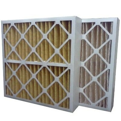 Furnace Air Conditioner Filter ((3) Filters 16x20x4 MERV 11 Furnace Air Conditioner Filter - Made in)