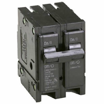 New Main Circuit Breaker Eaton Cutler-hammer Br215 125 Amp 2 Pole 120240v
