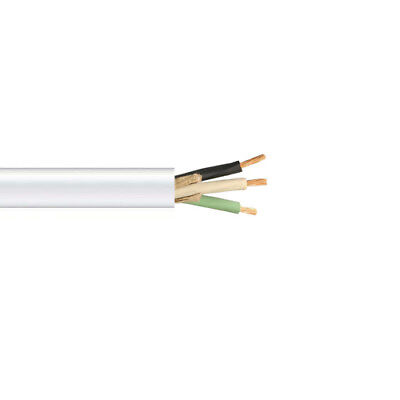750 163 Stow White Portable Cord 600v Ulcsa Flexible Wire