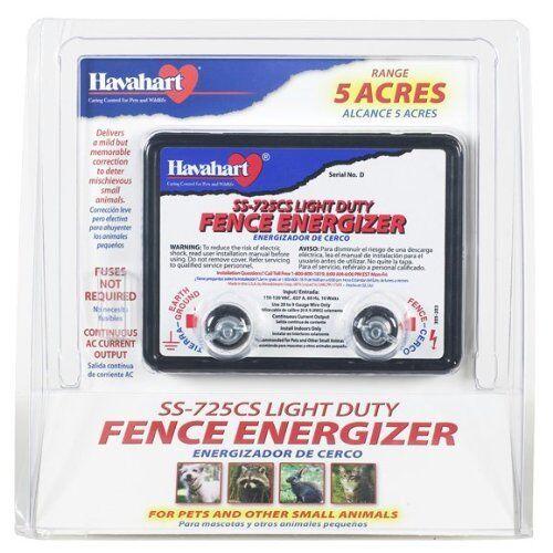 5 Acres Electric Fence Charger Energizer Controller Horse De
