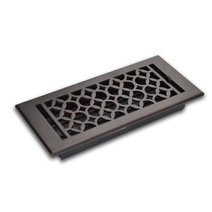 SAND CAST FLOOR/WALL REGISTERS