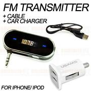 iPhone 5 FM Transmitter