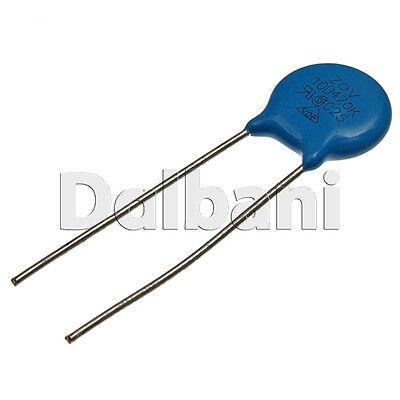 5pcs @$1.19 10D471K Metal Oxide Varistor Volt. Dependent Resistor 10mm