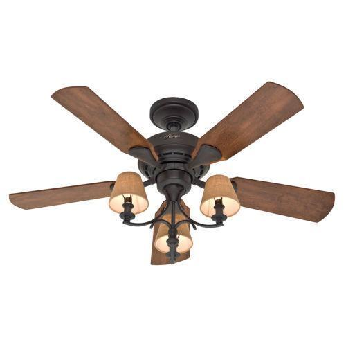 Hunter Ceiling Fan Light Parts : Hunter ceiling fan light kit ebay