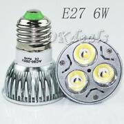 LED GU10 Dimmbar 6W