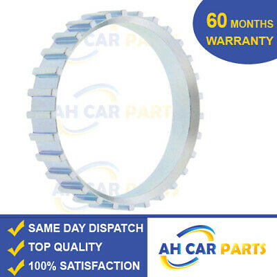ABS RELUCTOR RING FOR SAAB 9-5 FRONT LEFT OR RIGHT