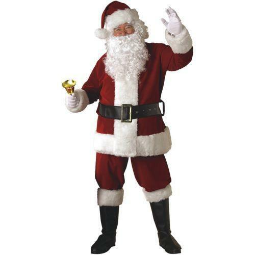 Santa Claus Dress For Kids Rs