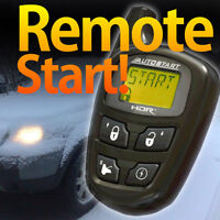 WINTER IS COMING: Remote Starter Installations
