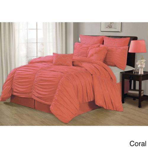 Peach Comforter Ebay