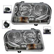 Chrysler 300 Headlights