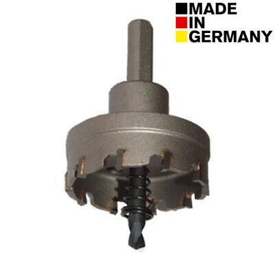 Hartmetall Lochsäge | HM Bohrkrone | Kreisschneider | für Edelstahl | Ø 15-150mm (Kronen Für 15)