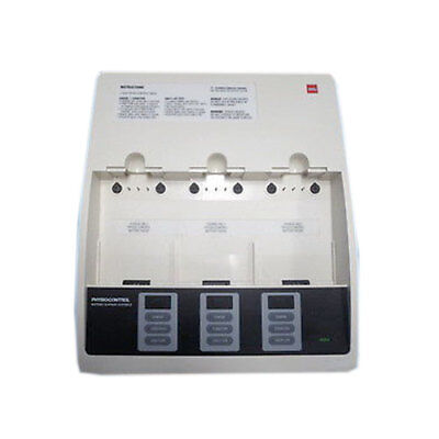 Medtronic Physio Control Battery Support System Ii For Lifepak 12 - Bss2