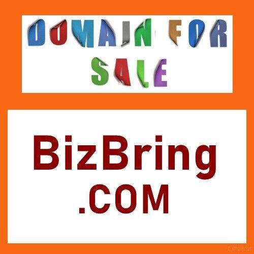 BizBring .com / NR Domain Auction / Business Cards, Web Advertising / Namesilo - $2.85