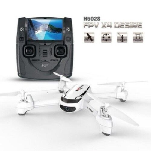 Hubsan H502S 5.8G FPV 720P HD Camera Drone RC Quadcopter