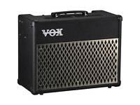 """Vox DA20 guitar amp """"busking amp"""""""
