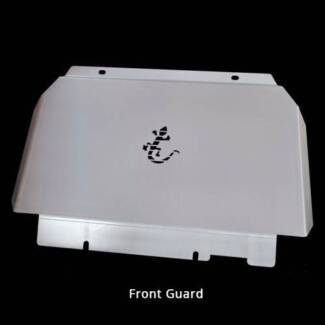 Mazda BT-50 Underbody Protection Plates Capalaba Brisbane South East Preview
