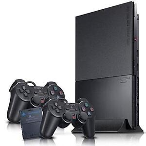 PS2 and acces.