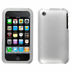 Silver Case for iPhone 3G