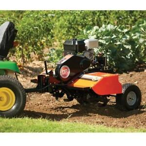 DR Tow-Behind Rototiller Regular $3,598, special price only $1,799 plus tax