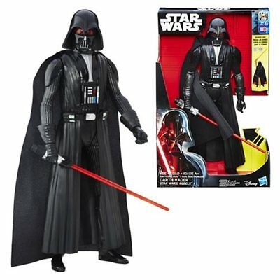 Star Wars Rebels Electronic Duel Darth Vader 12-Inch Action Figure