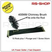 Chimney Brushes and Rods