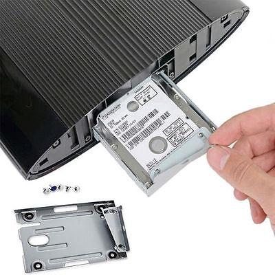 6.3cm Súper Disco Duro Slim HDD Carcasa Montaje Soporte Carcasa Para sony...