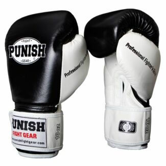 Punish Profesional Muay Thai Boxing Gloves Burbank Brisbane South East Preview