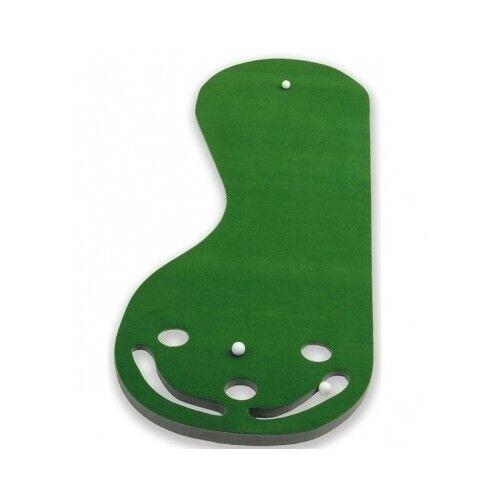 Golf Practice Mat Putting Green Indoor Training Aid Equipmen