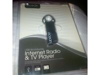WORLDWIDE INTERNET OCEAN USB RADIO & TV ACCESS PLAYER PLUG IN