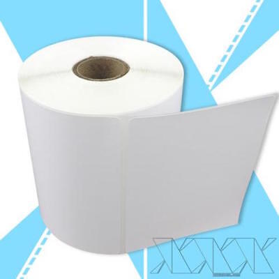 20 Rolls 4x3 Direct Thermal Labels Zebra Compatible Perforated 500rl