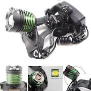 High Power Head Torch