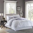 King Silver Comforter Sets