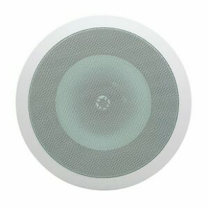 Energy 100 Watt 6.5 Inch In-Ceiling Speakers - Pair (EAS6C)