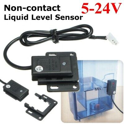 5-24v Non-contact Tube Tank Liquid Water Level Detect Sensor Switch Container