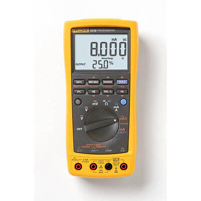 Fluke 787b Processmeterdmmloop Calibrator With Fluke Connect