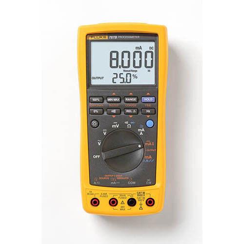 Fluke 787B ProcessMeter/DMM/Loop Calibrator
