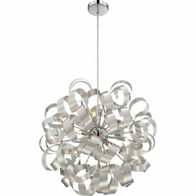 Quoizel RBN2823MN 12-Light Ribbons Foyer Piece in Millenia