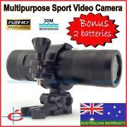 Waterproof HD Video Camera