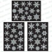 Christmas Decorations Window Stickers