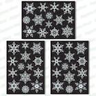 Christmas Decorations Window Stickers