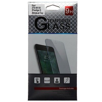 Купить Mybat - Tempered Glass Screen Protector 2.5D for ZTE Z833 Avid Trio ZTE N9136 Prestige 2