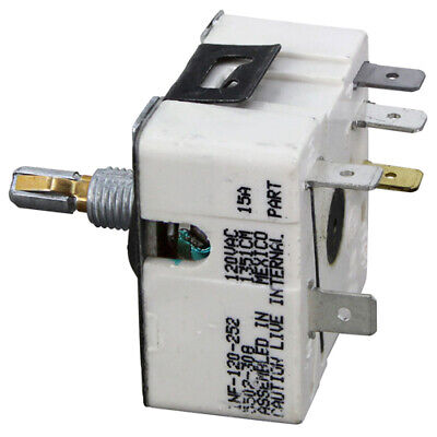 Bevles Oem 782088 Infinite Control Switch Kit With 78 Shaft - 15a120v