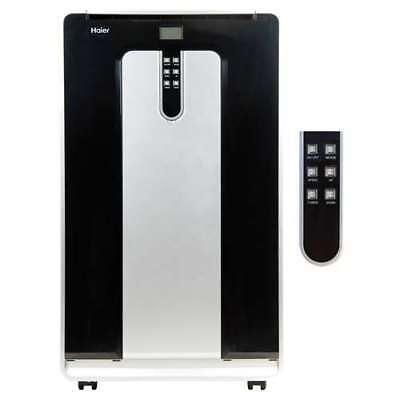 Dual Hose (Haier 14,000 BTU 115V Dual Hose Portable Air Conditioner w/ Remote (Used) )