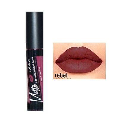 New !!! 1 x L.A.Girl Matte Pigment Gloss -