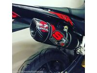 DEP Pipes Sports Silencer Sports Race End Can for KSR TW 125cc - £249.99