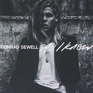 All I Know by Conrad Sewell (CD, Nov-2015)
