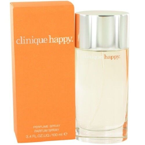 Clinique Happy by Clinique Perfume for Women 3.4 oz Brand New In Box