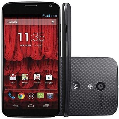 New Motorola XT1060 MOTO X Verizon Wireless 16GB Android Smartphone Black